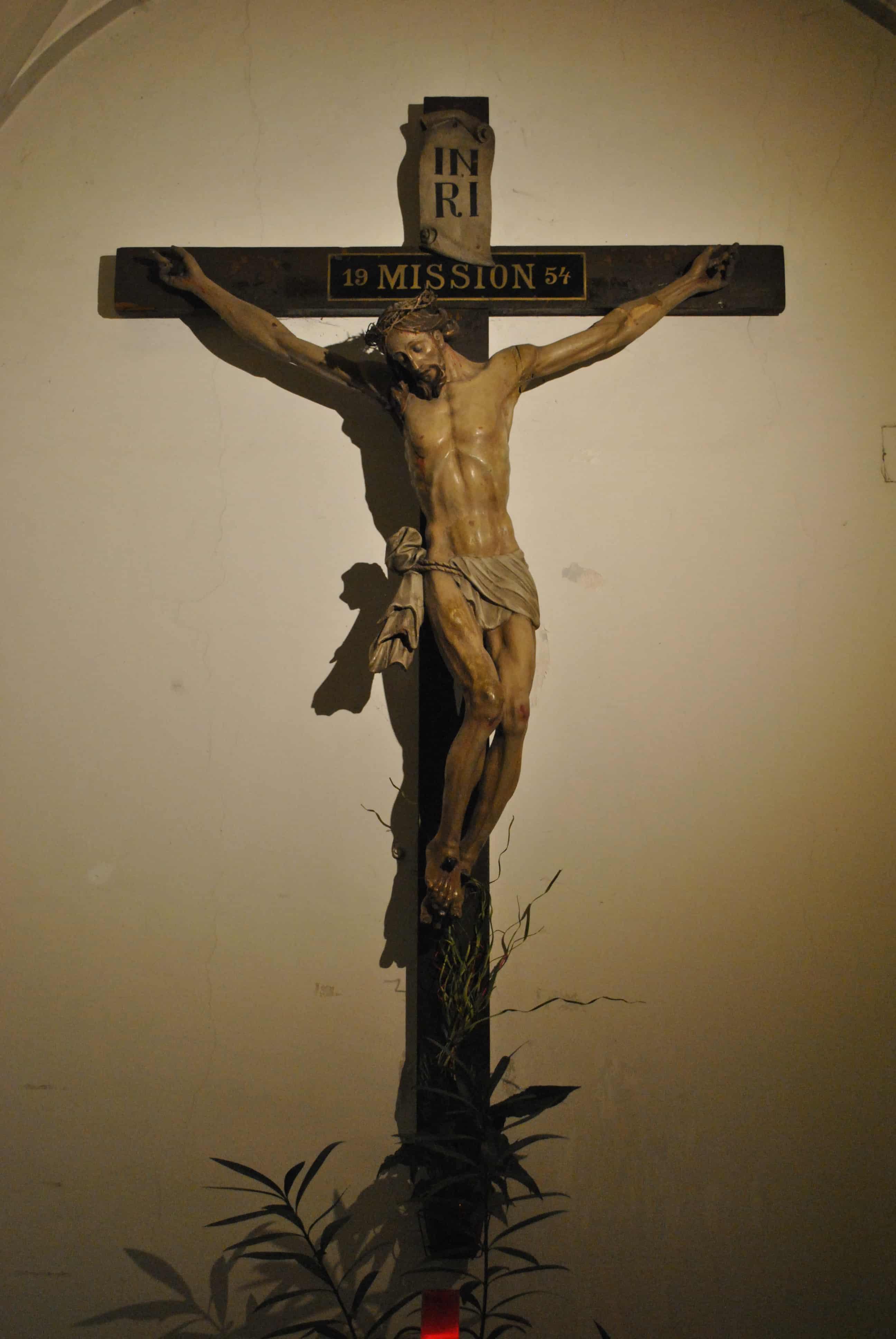 il Crocifisso nel convento di Alser Straße